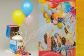 helium party set 30